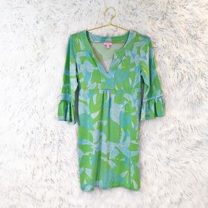 Lilly Pulitzer Twyla bell sleeve dress